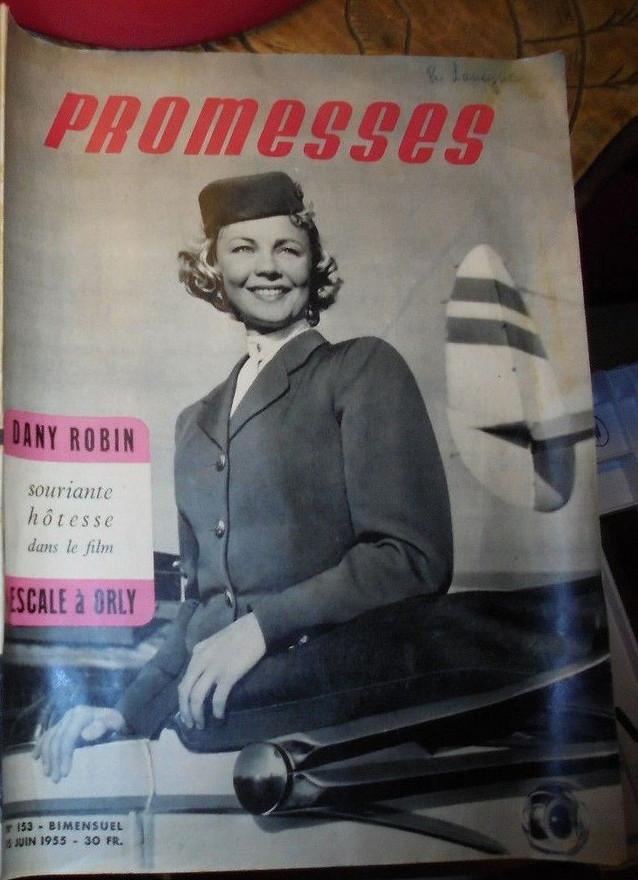 Promesses, numéro 153 - 15/06/53