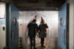 Tunnel secret Orly