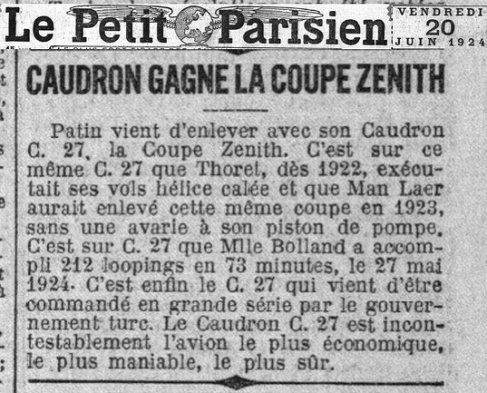 20/06/24 Le Petit Parisien