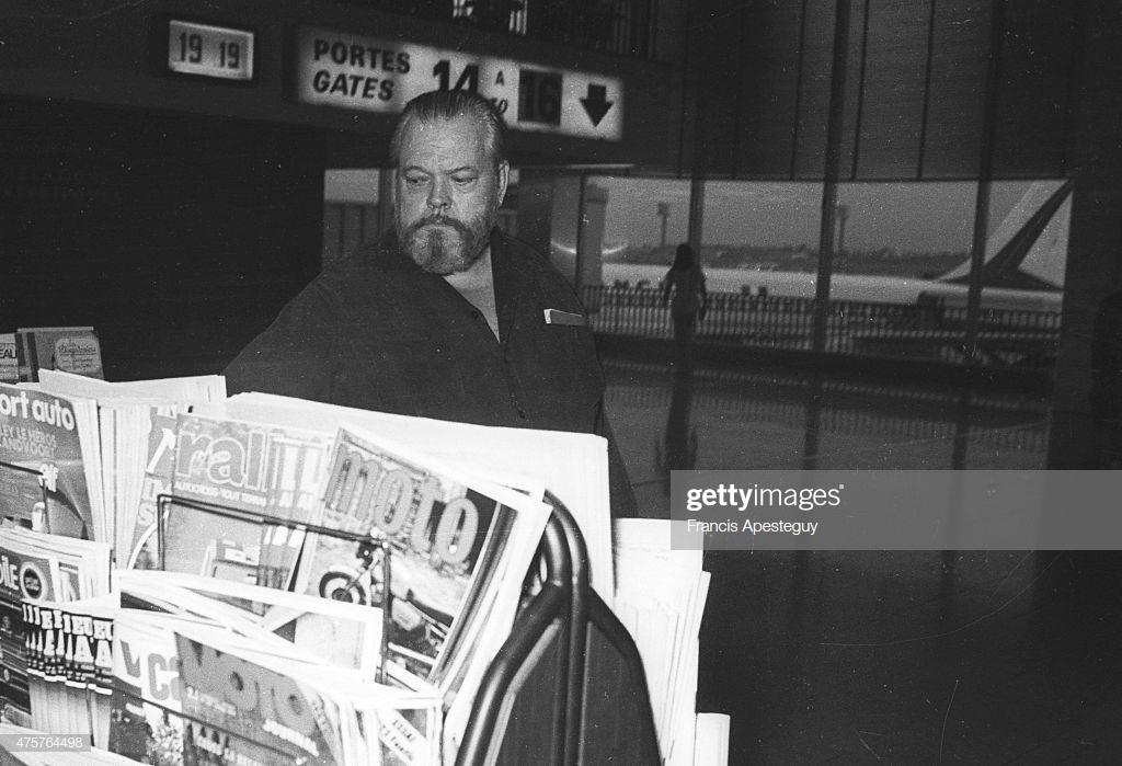 Orson Welles - 1973