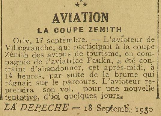 18/09/30 La Depeche