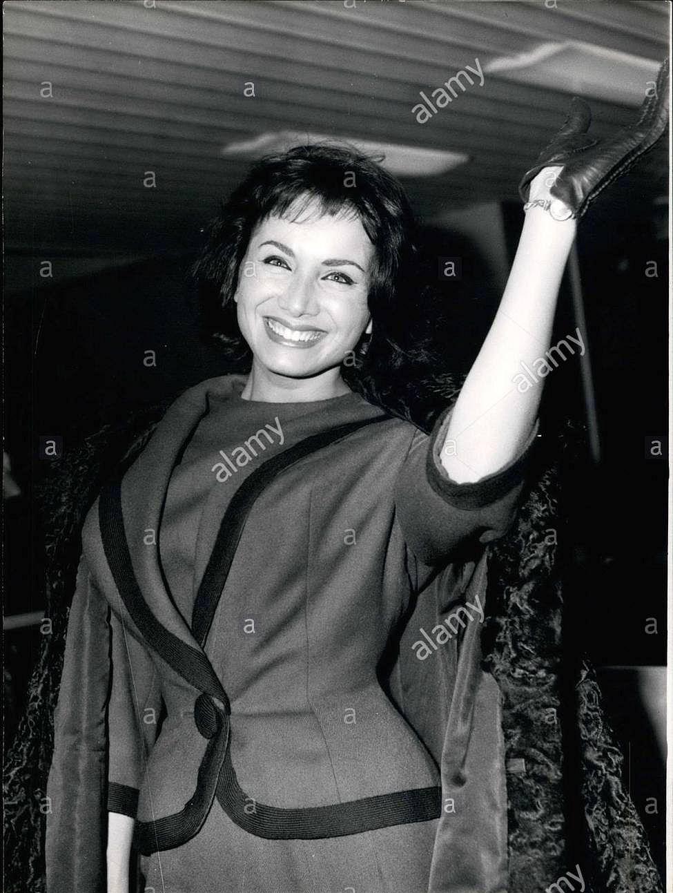 Gracia Bucella - Miss Italie 1962