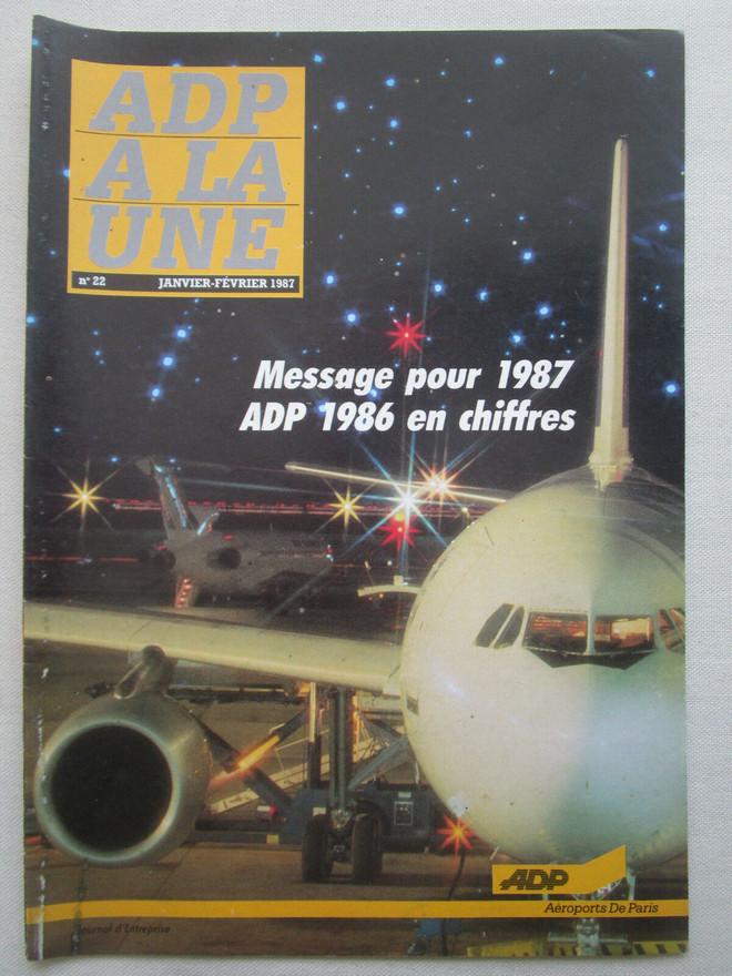ADP à la une - (1984-1999)