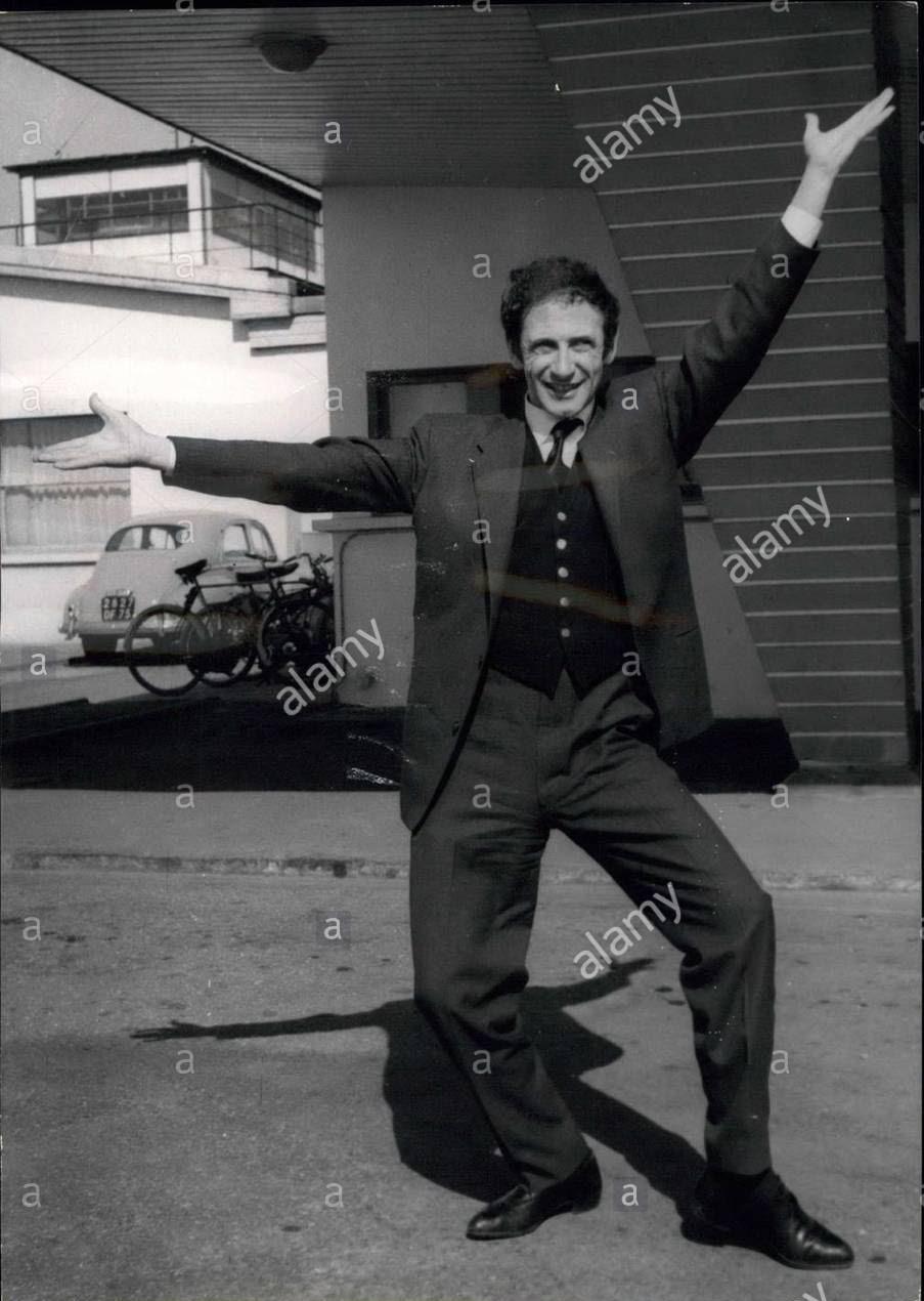 Marcel Marceau - 1956
