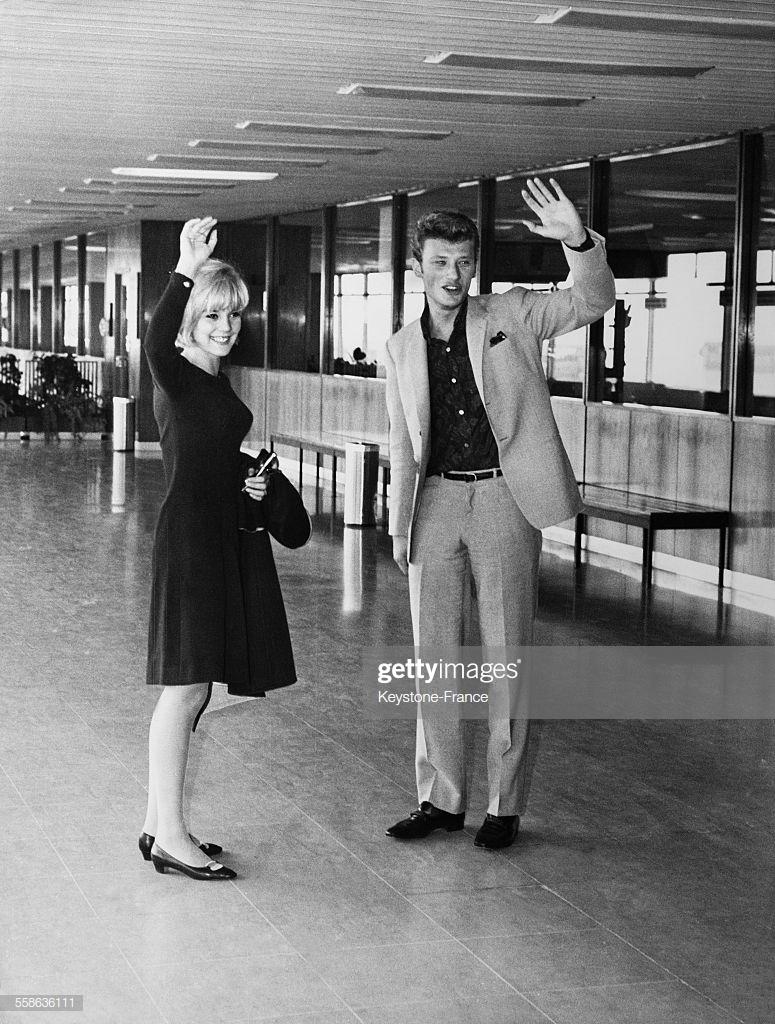 Sylvie Vartan - Johnny Halliday - 1963