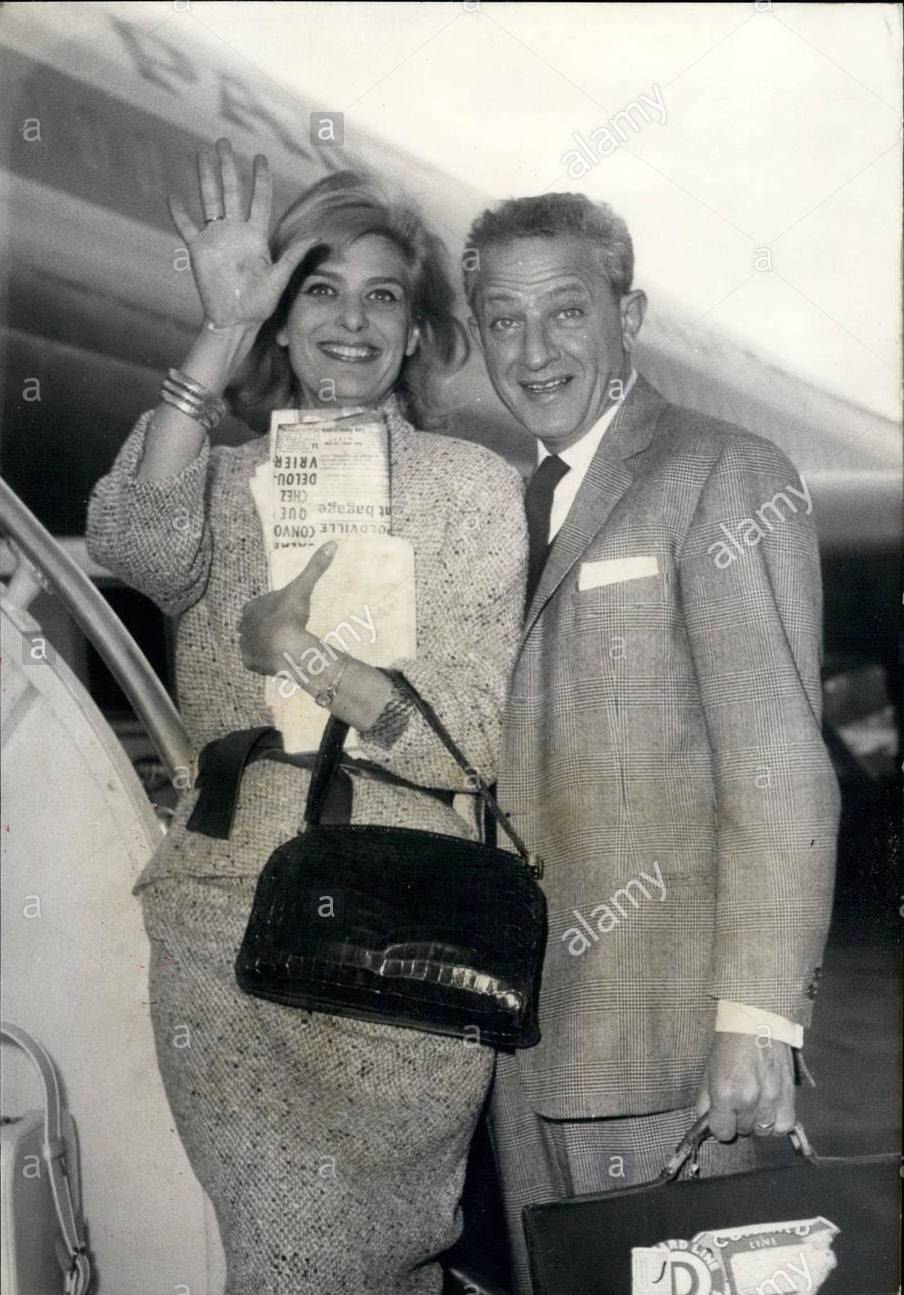 Melina Mercoury -  Jacques Dassin -  090