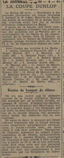 29/08/31 Le Journal