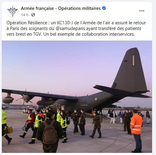 01/04/20 © Armée de l'Air