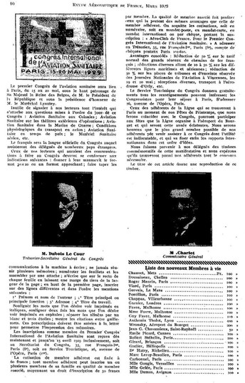 Mars 1929 - La Revue Aéronautique