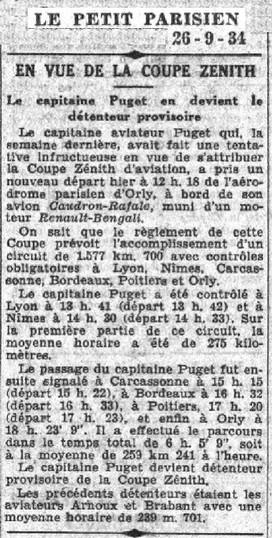 26/09/34 Le Petit Parisien