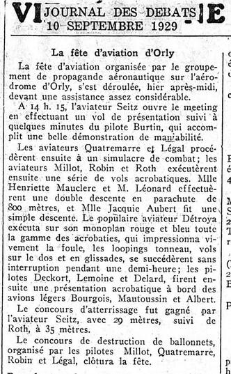 10/09/29 Journal des Debats