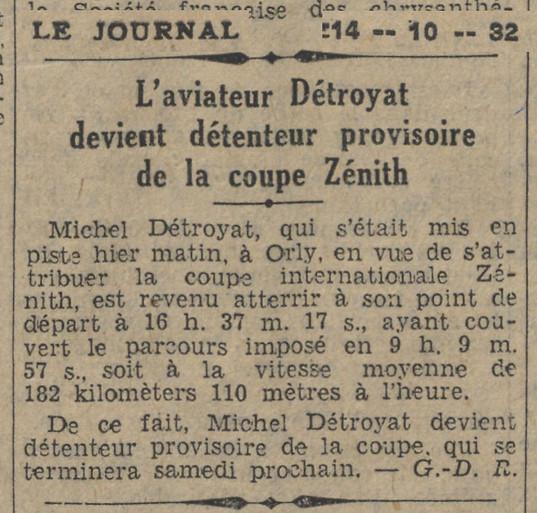 14/10/32 Le Journal