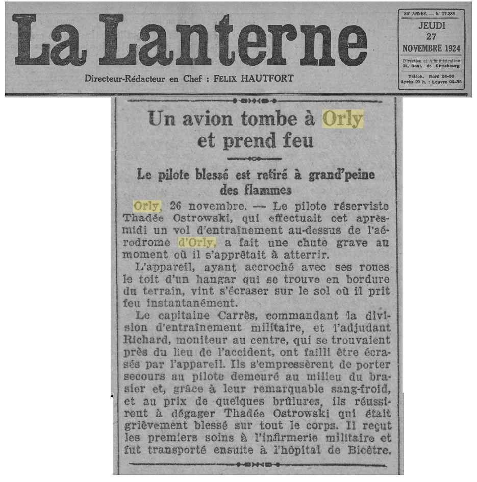 27/11/24 La Lanterne
