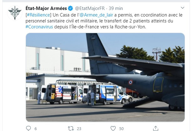 02/04/20 © Armée de l'Air