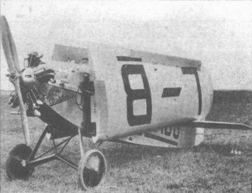 "Letec magazine, volume V, issue 9, page 486, September 1929 black and white version oAircraft Avia BH-11 disassembled. Contest ""Challenge International de Tourisme 1929""."