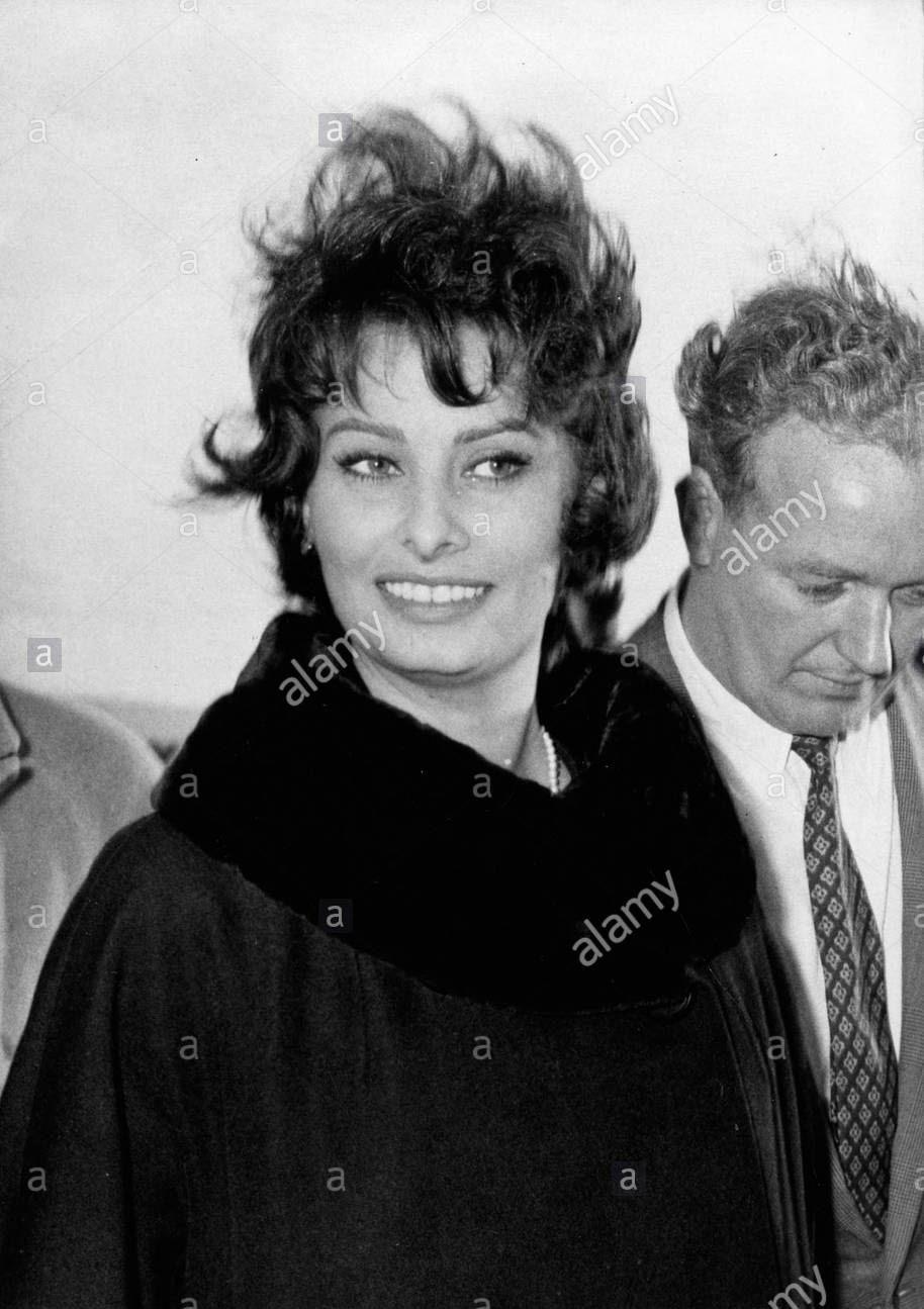 Sophia Loren - Carlo Ponti
