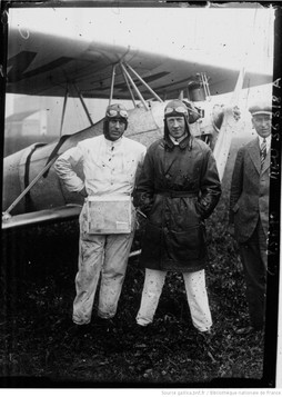 Roques et Lefolcalvez sur Pander © BNF