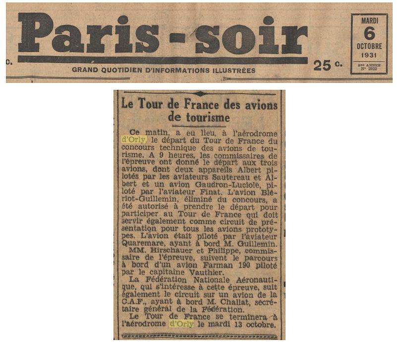 15/10/31 Paris-Soir