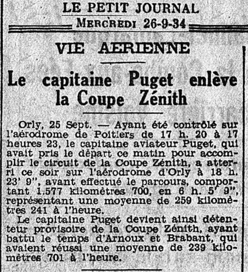 26/09/34 Le Petit Journal