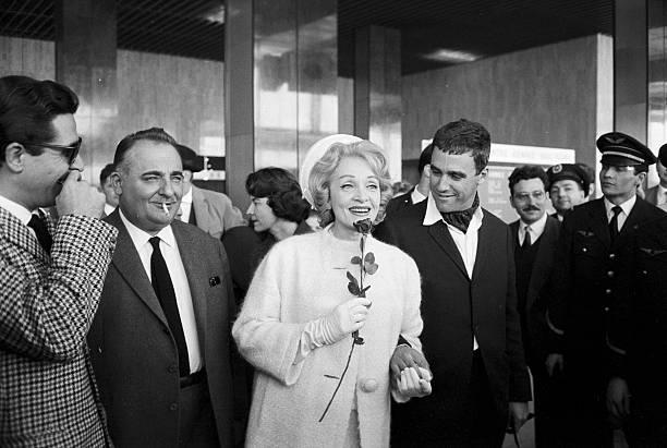 Marlene Dietrich - 1962