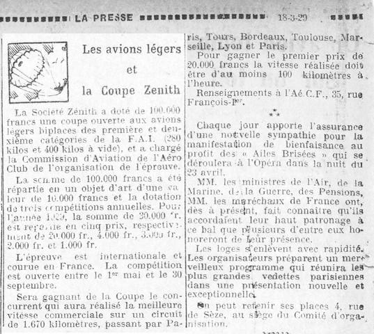 18/03/29 La Presse