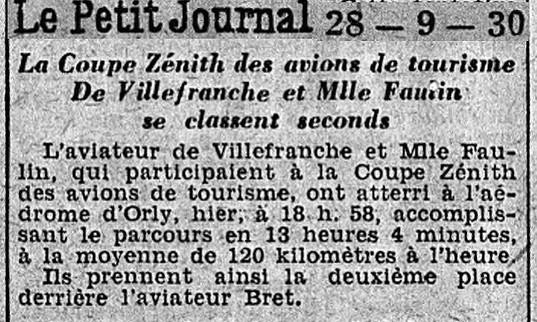 28/09/30 Le Petit Journal