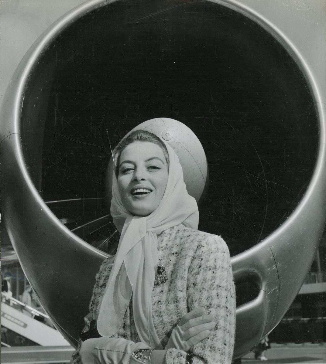 Capucine 1961