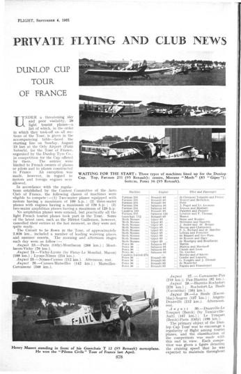 Magazine Flight 04/09/31