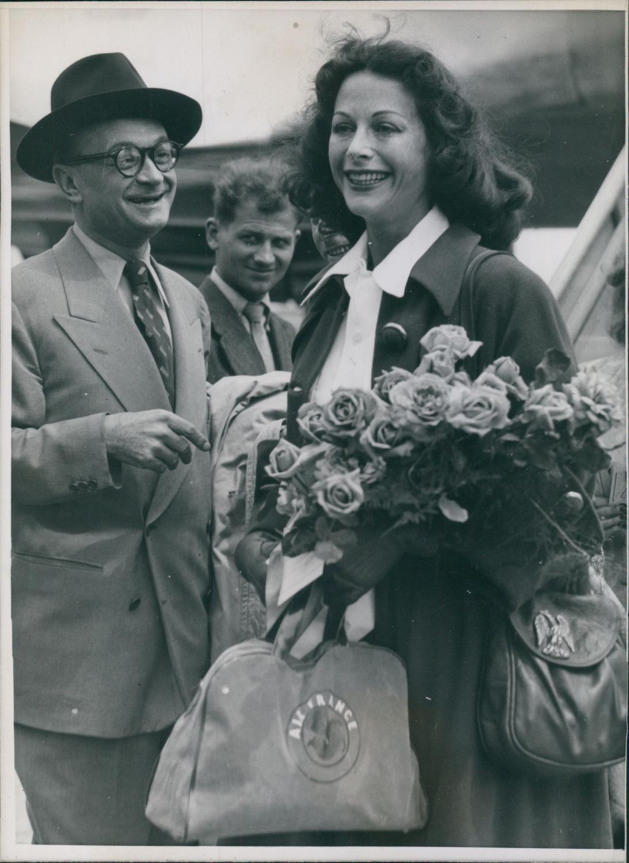 Hedy Lamarr - Julien Duvivier - 1948