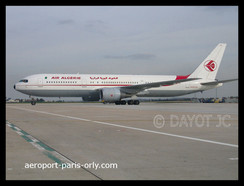 763 7T-VJH Air Algérie 05/11/04 © DAYOT JC