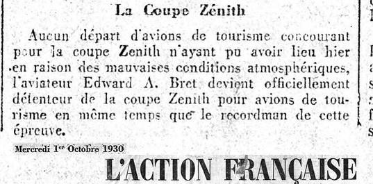 01/10/30 L'Action Francaise