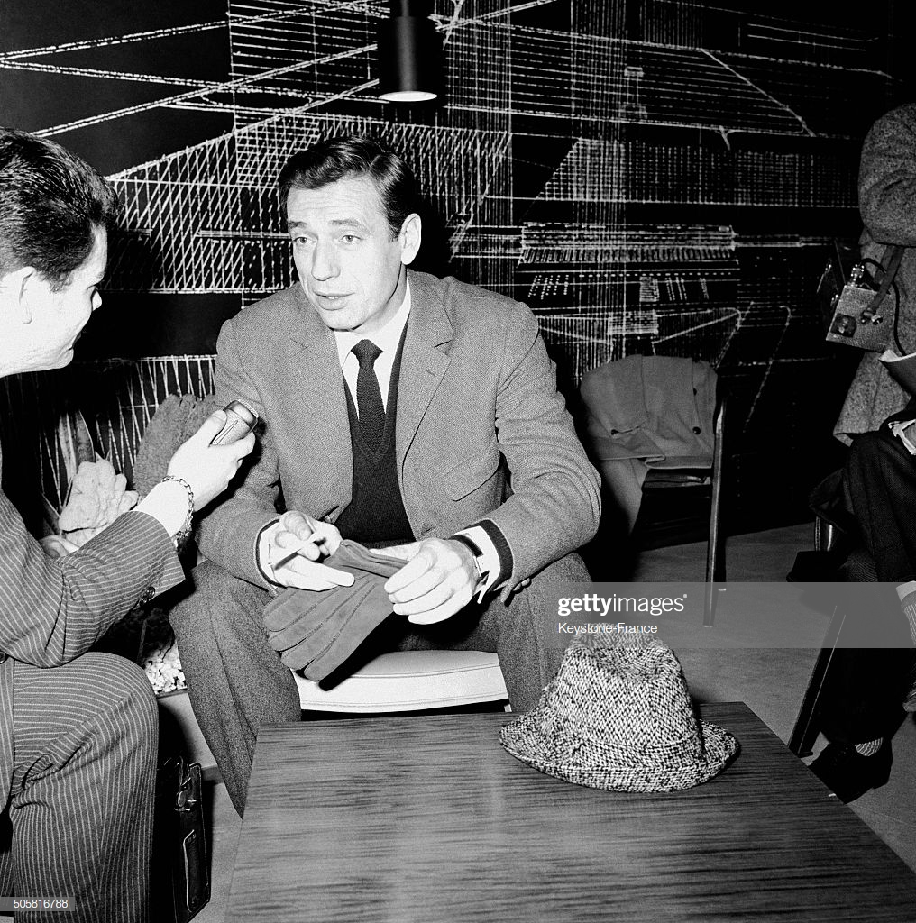 Yves Montand - 1963