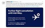 16/04/20 - Lufthansa Twitter