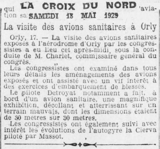 18/05/29 La Croix du Nord