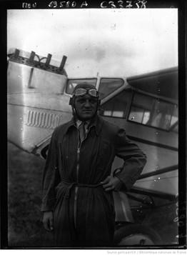 Orly : concours d'avions de tourisme : Mazzotti : [photographie de presse] / Agence Meurisse 1929