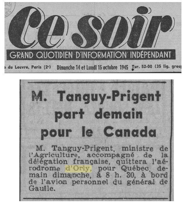 1945 - 14 octobre - tanguy-Prigent