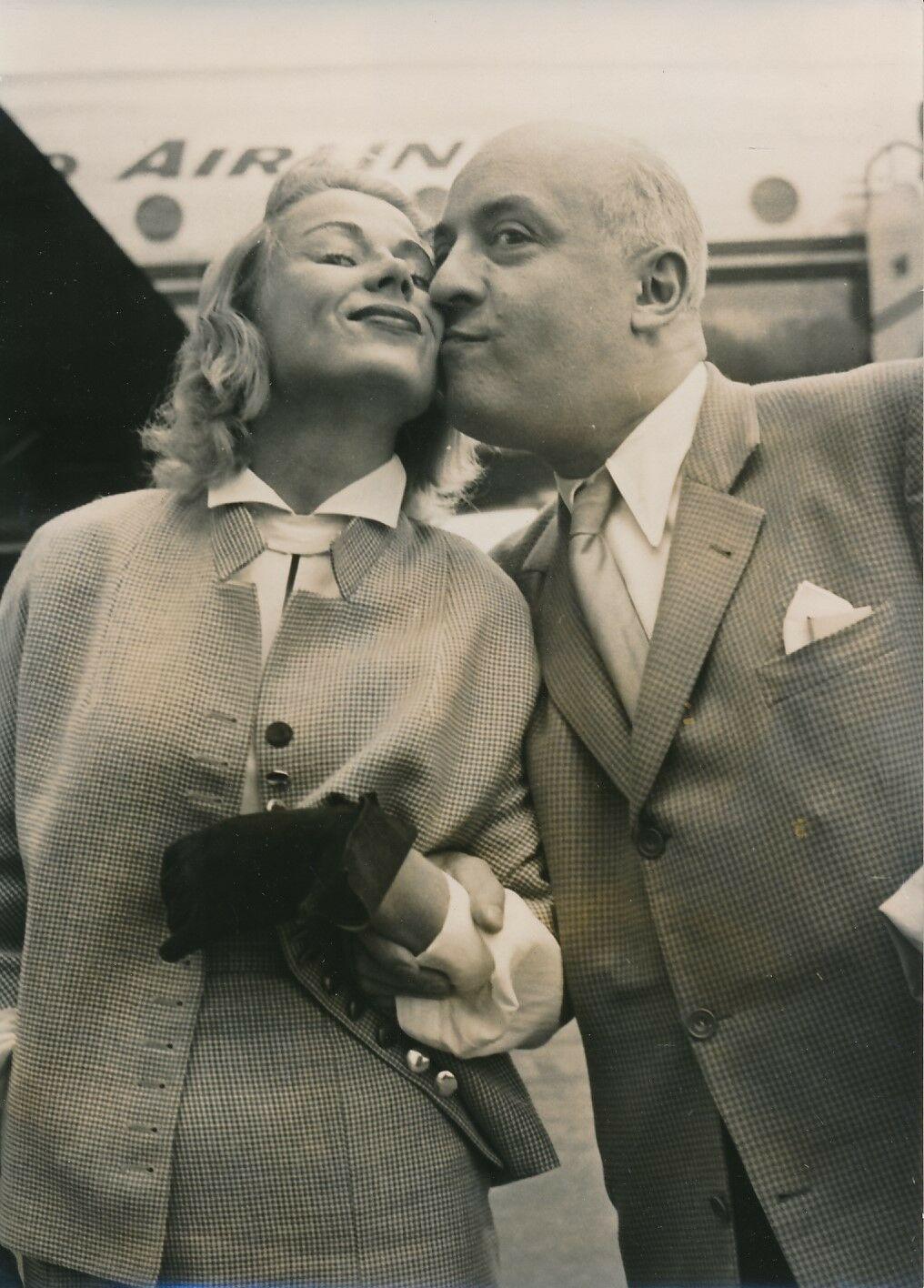 Ray Ventura - Jacqueline Lemoine - 1953.