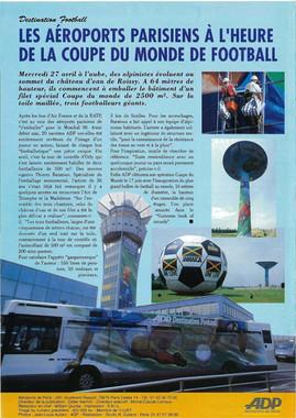 Magazine Entre Voisins - 1998 numéro 29, page 1
