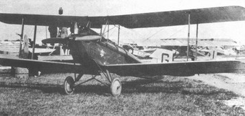 """Letec magazine, volume V, issue 9, page 485, September 1929 (black and white version of The de Havilland DH.60 Moth, with Gipsy engine, piloted by Miss Winifred Spooner in the """"Challenge International de Tourisme"""", 1929."""