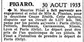 30/08/33 Figaro