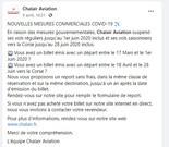 09/04/20 - Chalair Facebook