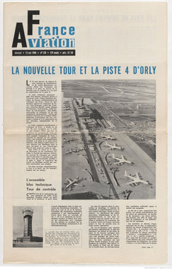© Magazine France Aviation 15/05/66 - page 1