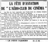 21/05/38 Le Petit Parisien