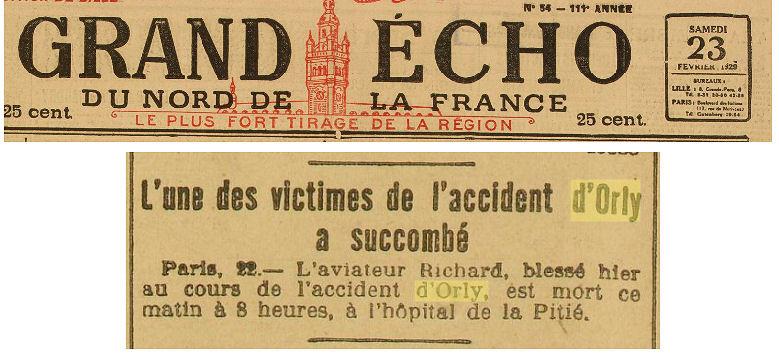 23/02/29 Grand Echo du Nord de la France