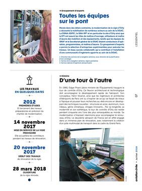 Magasin DGAC Aviation Civile numéro 384 - Juillet 2018