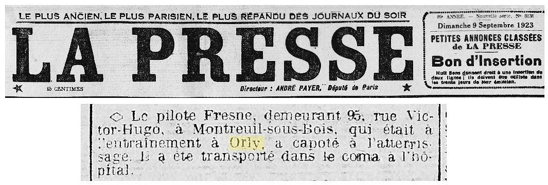 09/09/23 - La Presse