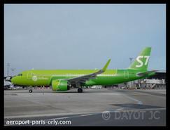 32N VS-BSD S7 Airlines - 14/02/21 © DAYOT JC