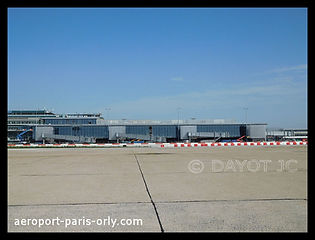 Nouvelle salle embarquement Orly 4