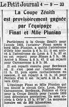 04/09/33 Le Petit Journal