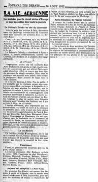 26/08/32 Journal des Débats